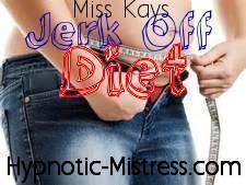 Jerk off diet - a mp3 by Miss Kay
