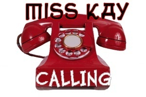 Miss Kay Calling - mp3 by Miss Kay